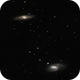 M65 and M66,                                Everett Lineberry