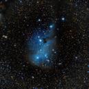 NGC 2169   Dryer's Nebula -- LRGB,                                Mike Mulcahy
