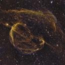 Sh 2-224 Supernova remnant in Auriga,                                JNieto