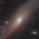 M31 the Andromeda Galaxy,                                Erik Pirtala