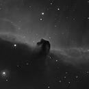 IC434 - Nébuleuse de la Tête de Cheval (Crop),                                Daniel Fournier