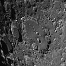 Clavius - 20210123 - Celestron C6 at 1500 mm,                                altazastro