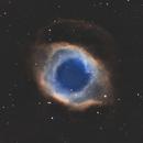 NGC7293 Helix nebula,                                Turki Alamri