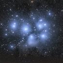 M45 Pleiades,                                Gebhard Maurer