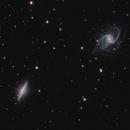 NGC 5905 and NGC 5908,                                Peter Goodhew
