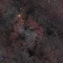 IC1396,                                bilgebay