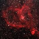 Heart Nebula IC1805,                                Francois Charron
