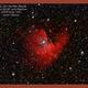 NGC 281 Pacman Nebula,                                scott