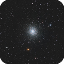 M13 in Hercules,                                Tristan Campbell