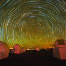 Star Trail,                                Didier FOURNIL