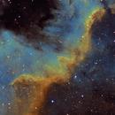 NGC7000 Cygnus Wall,                                Mathias Radl