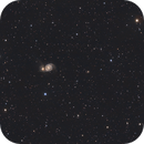 M51 with 400mm,                                Jan Schubert