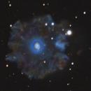NGC 6543 & NGC 6552,                                Luebke82