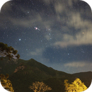 Orion Constellation over Santa Catarina mountains,                                Samuel Müller