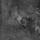 NGC7000,                                bilgebay