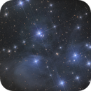 M45 (The Pleiades in Taurus),                                Eric Solís