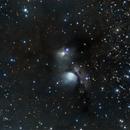 M78 reflecton nebula,                                Yuriy Mazur