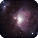 Great Orion Nebula,                                Don Holmgren