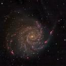 M101 Fireworks in the Pinwheel,                                niteman1946