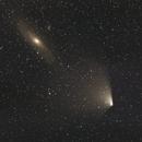 Comet PanSTARRS,                                Albert van Duin