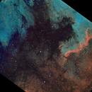 NGC 7000,                                Javier