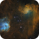 IC 405 / IC410,                                JuergenB