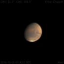 Mars - 2016/10/03,                                Chappel Astro