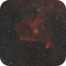 IC 1805 Hart Nebula,                                Hans van Overzee