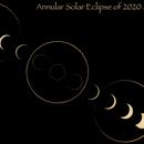 2020 June 21 Annular Solar Eclipse in Taiwan,                                Wei-Hao Wang