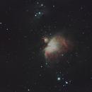 M42 - Orion Nebula,                                David