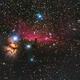 Horsehead and Flame Nebulas,                                Tyler McMahon