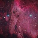 Pelican Nebula data revisited,                                Göran Nilsson