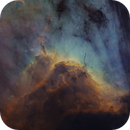 IC 5070 Pelican Nebula (Starless),                                Nathan Morgan (nm...