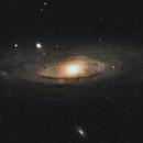 Unguided Andromeda,                                urmymuse