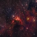 Cave Nebula Sh2-155,                                Tim
