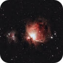Orion an Running Man Nebulae,                                Matt Villescas