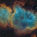 Ic 1848- la nébuleuse de l'âme SHO,                                astromat89