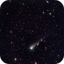 c/2017 T2 (Panstarrs) near ngc 4100 and ngc 4188,                                andrealuna