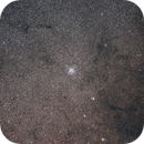M11 and Scutum Star Cloud,                                Poochpa