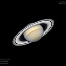 Saturn: June 22, 2020,                                Ecleido  Azevedo