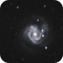 M61 with new supernova,                                Chris W