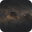 Centaurus Crux Carina Widefield - Jul 2018 v1,                                Martin Junius