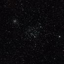 Messier 35 & NGC 2158,                                Denis Labelle