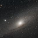 "Partial M31 mosaic in LRGB (RC 8""),                                Karol R"