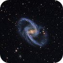 The Great Barred Spiral Galaxy - NGC 1365,                                Connor Matherne