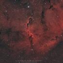 IC 1396 Nebulosa trompa del elefante,                                Ivan