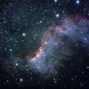 Golf Nord America NGC 7000,                                Alessandro Speranza