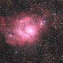 M8 - 潟湖星雲,                                wei-hann-Lee