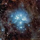 M45 Wide-Field,                                Bob Lockwood