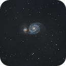 M51 - Whirlpool Galaxy,                                marsandre